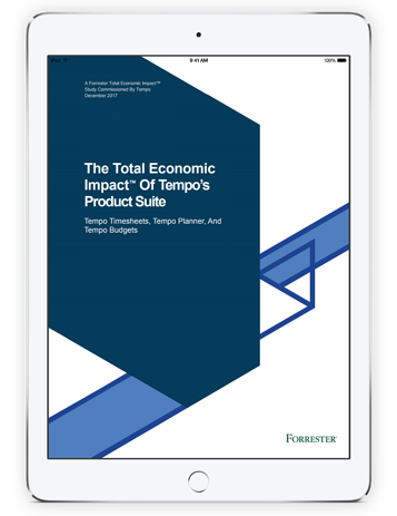 Tempo study commissioned by Forrester Consulting