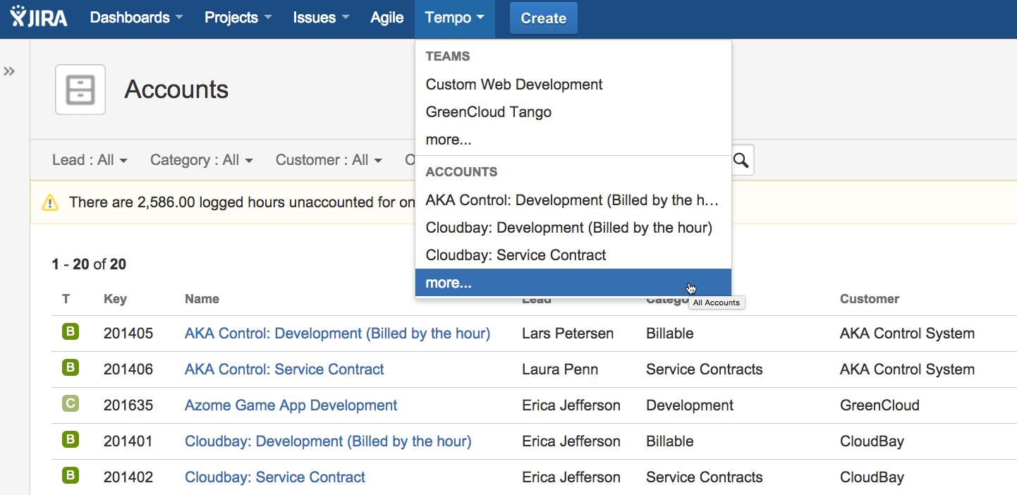 Tempo-Books-Account-Browser