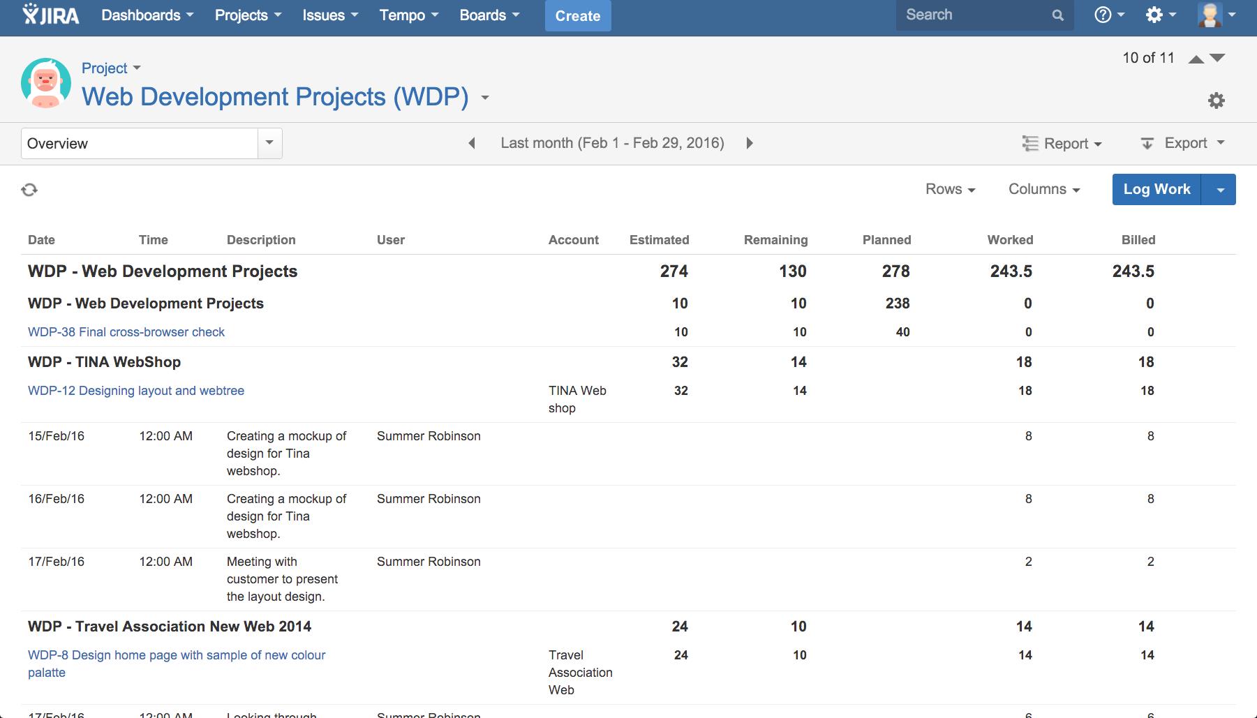 projectreport