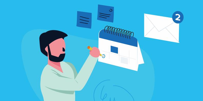 Tempo Planner illustration