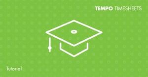 Timesheets tutorial icon