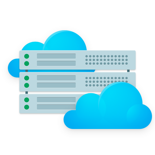 Server In Cloud-1